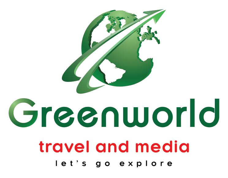 logo greenwordtravel.vn cn