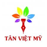 logo truong mam non tan viet my